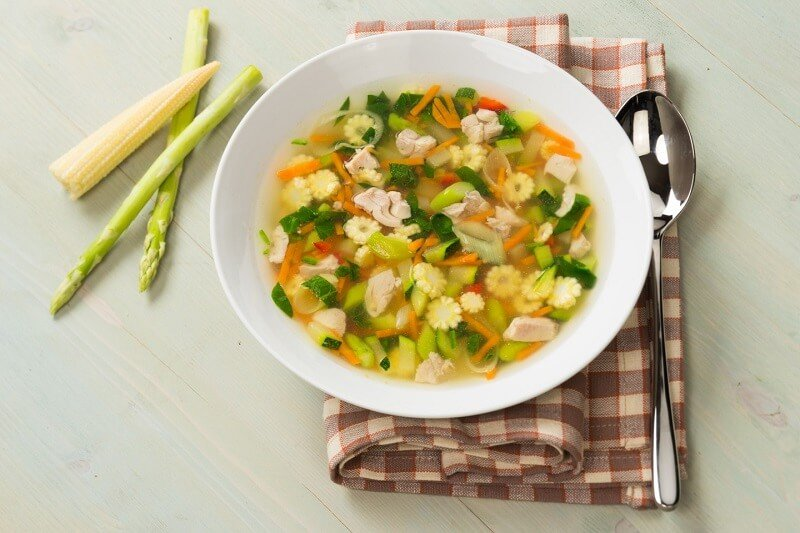 гороховый суп как в детском саду
