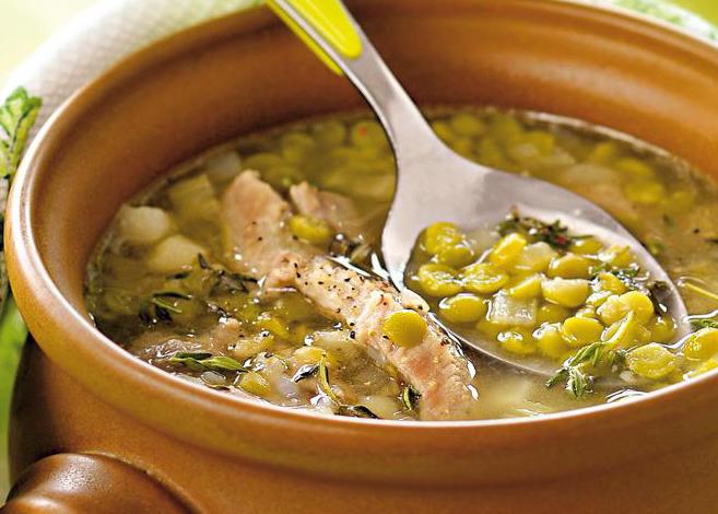 Разные супы в мультиварке