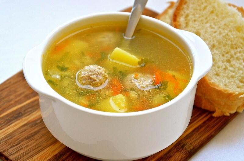 рецепт супа простой и вкусный