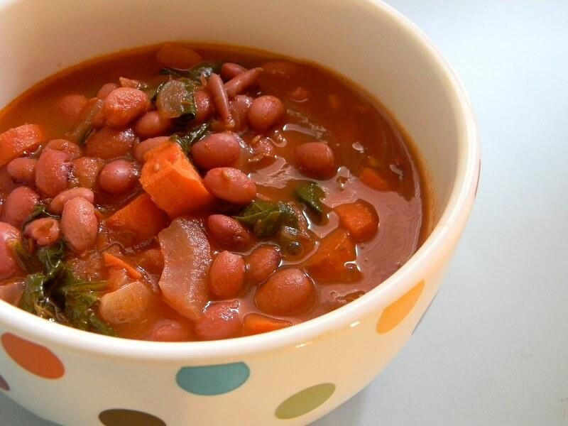 фасолевый суп рецепт из красной фасоли консервированной