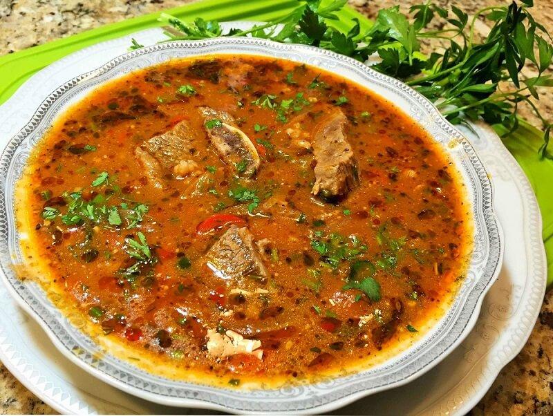 суп харчо классический - рецепт приготовления