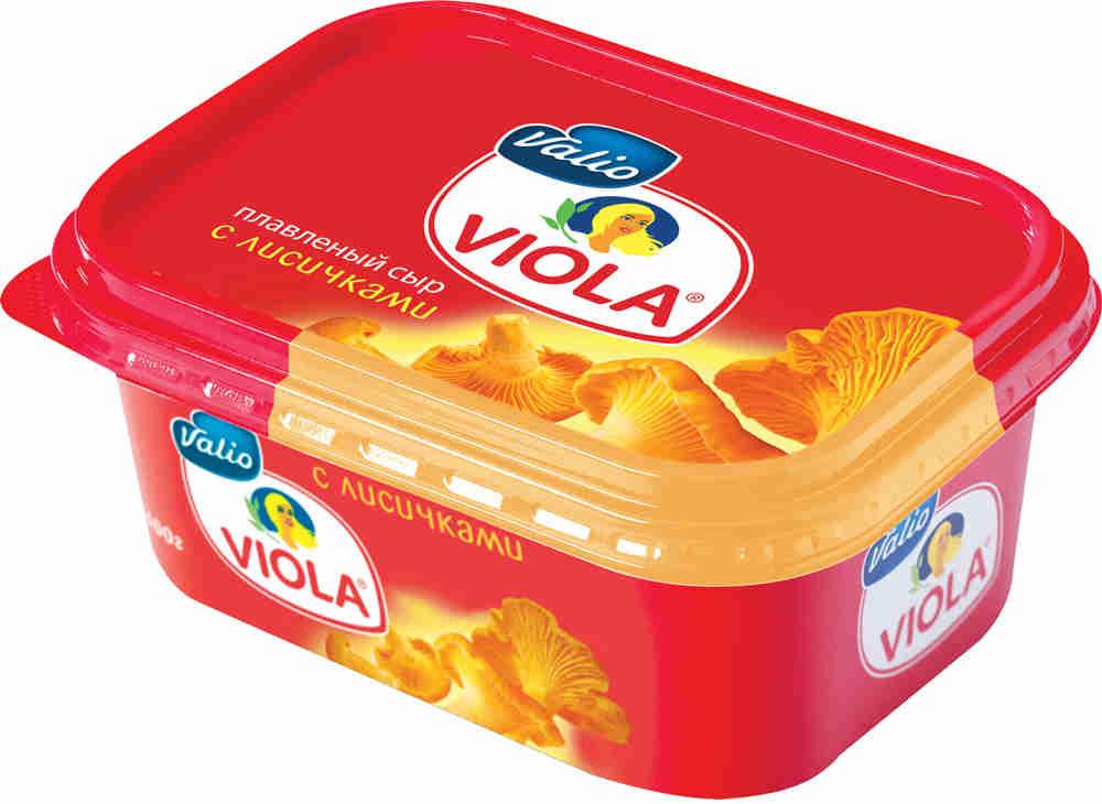 """Сыр плавленый от """"VIOLA""""1"""