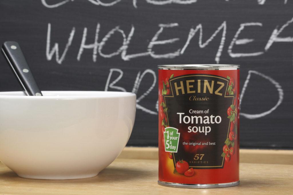 """""""Томатный"""" от Heinz"""
