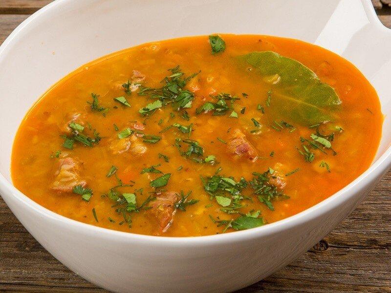 суп из чечевицы: рецепты просто и вкусно