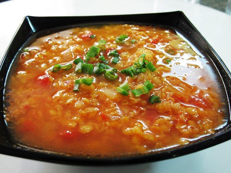 как приготовить вкусно суп из чечевицы