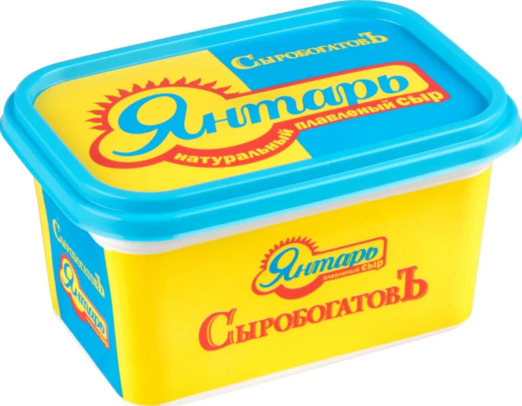 """Янтарь от """"СыробогатовЪ"""""""