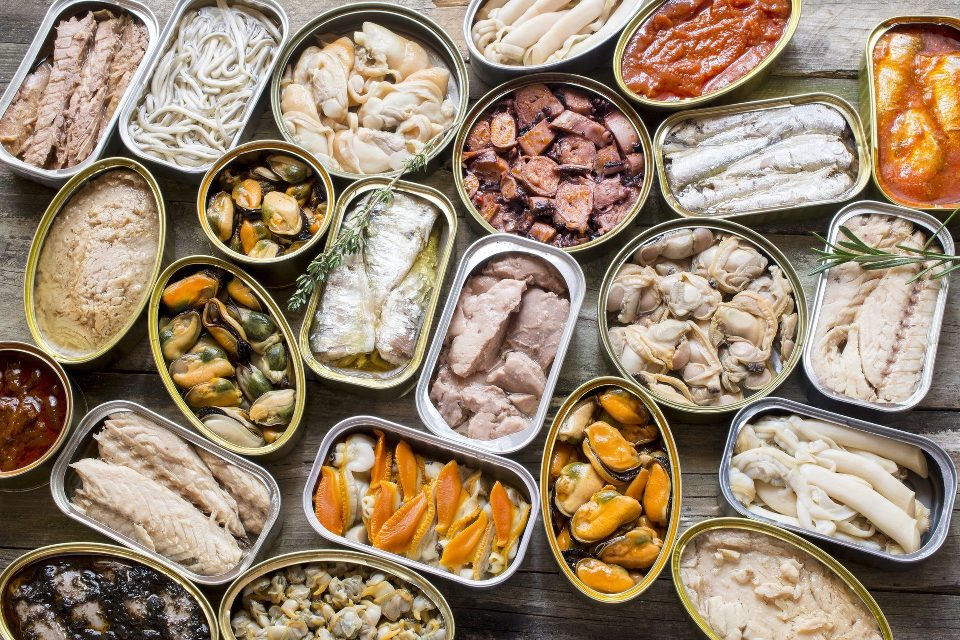 Разновидности рыбных консервов