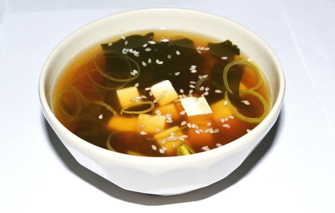 Классический рецепт мисо супа