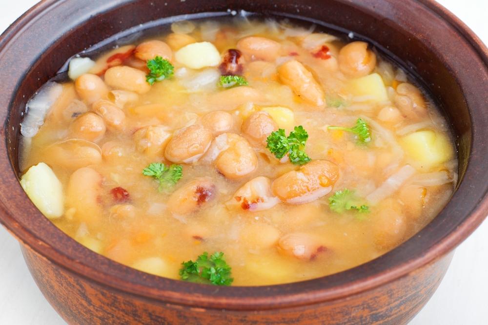 Консервированные супы