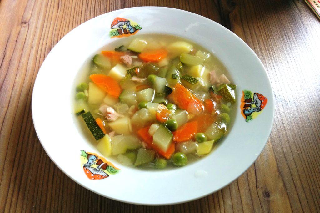 суп из кабачков рецепты с фото тому точеные пули