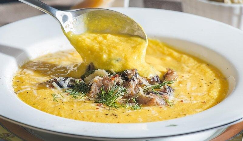 супы для кормящих мам